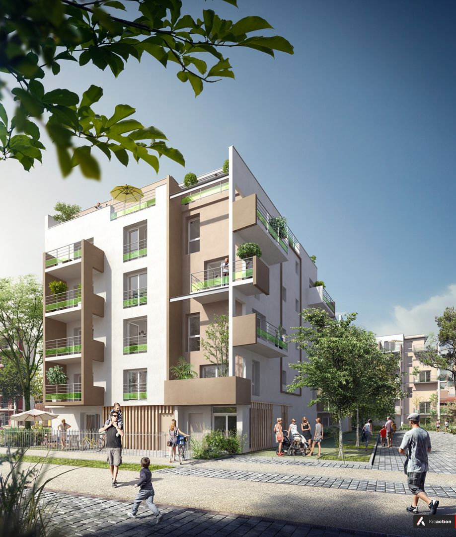 Achat Appartement Neuf Dijon
